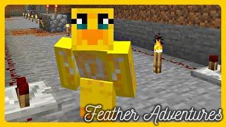 Feather Adventures : REDSTONE ERM? - {308}