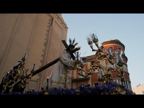 Salida de la Procesión de Santo Domingo Badajoz