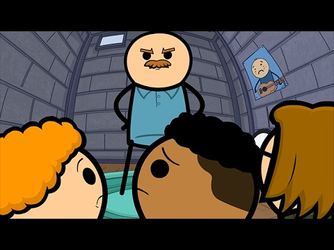The Punishment - Cyanide & Happiness Shorts (видео)