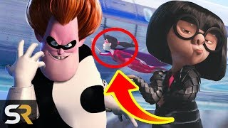 Video 10 Dark Theories About The Incredibles That Will Ruin Your Childhood MP3, 3GP, MP4, WEBM, AVI, FLV Juli 2018