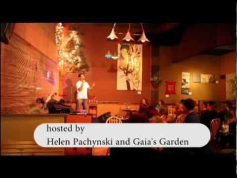 Gaia's Garden Comedy open Mic night