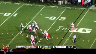 Connor Cook vs Nebraska (2014)