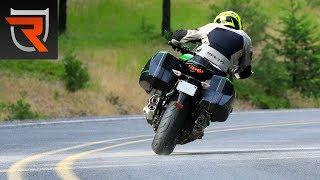 10. 2017 Kawasaki Ninja 1000 ABS First Test Review Video | Riders Domain