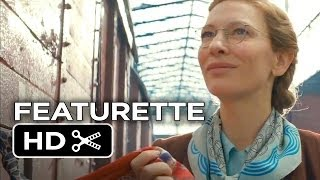 The Monuments Men Featurette - Lone Heroine (2014) - Cate Blanchett Movie HD