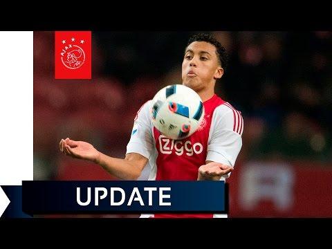 Riedewald kan weer spelen bij Ajax