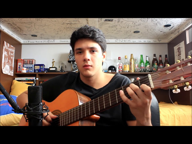Hotline Bling Drake Acoustic Fingerstyle Guitar Cove