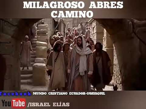 MILAGROSO ABRES CAMINO (WAY MAKER) PRISCILA BUENO