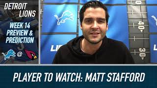 Lions vs Cardinals Preview and Prediction