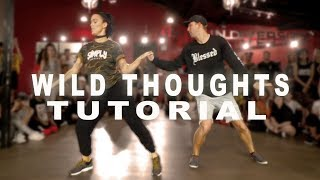 """""""WILD THOUGHTS"""" - DJ Khaled ft Rihanna, Bryson Tiller TUTORIAL  @MattSteffanina Choreography ▶ """"WILD THOUGHTS"""" Dance Vid: https://youtu.be/WcPspYofSP4▶ INSTAGRAM: http://instagram.com/MattSteffanina▶ DOWNLOAD MY 'DNCR' APP -- http://bit.ly/DNCRAPP▶ TWITTER & SNAPCHAT: @MattSteffaninaIs this video BLOCKED in your country? Find out how you can help me fix it here: https://youtu.be/BI5-VNiY5p8 SOCIALS: @MattSteffanina ▶ TUTORIALS: https://youtube.com/dancetutorialslive▶ INSTAGRAM: http://instagram.com/MattSteffanina▶ TWITTER: http://twitter.com/MattSteffanina▶ WEBSITE: http://MattSteffanina.com▶ BOOKING - MattSteffanina@gmail.com▶ HATS & SHIRTS: http://MattFreestyle.com▶ DOWNLOAD my dance app 'JusMove' for iPhone & Android » http://appsto.re/us/7cHU3.iChoreography by: Matt SteffaninaEdited by: Sam SteffaninaFilmed by: Matt Steffanina_____________________________Other Dance/Choreography VIDEOS:""""HAIR"""" - Little Mix ft Sean Paul » https://youtu.be/zO11uVycQCg""""CONTROLLA"""" - Drake » https://youtu.be/UEw20QPFov0""""WORK"""" - Rihanna » https://youtu.be/NEtt7VQwoBc""""FORMATION"""" - Beyonce » https://youtu.be/BdC8M-RVego""""LOVE YOURSELF"""" - Justin Bieber » https://youtu.be/yo_7nQ0sLsw""""SLOW MOTION"""" - Trey Songz » https://youtu.be/ymZvd-0Q_QM""""JUMPMAN"""" - Drake » https://youtu.be/qe1M2FsmgDE""""WHERE ARE U NOW"""" - Justin Bieber » https://youtu.be/H4UFObeHFwI"""