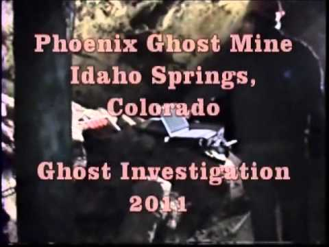 Phoenix Mine Ghost Investigation