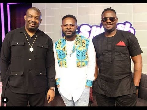 Don Jazzy, Falz, Dr Sid Talk Music, Politics And More... |Entertainment Splash