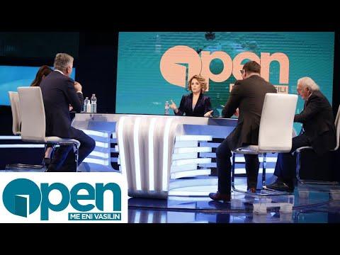Open  - 'Pse tha jo Merkel?', Frrok Çupi dhe Ndreca përplasen ashpër me Grida Dumën e Gjekmarkajn