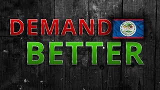 DEMAND BETTER | PT. I