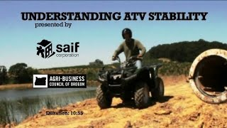 6. Understanding ATV Stability