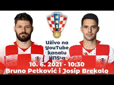 Konferencija za medije (Petković, Brekalo) 10.06.2021. 10:30 Rovinj