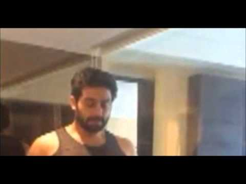 Abhishek Bachchan - Abhishek Bachchan Accepted the Challenge of ALS Ice Bucket from Ritesh Deshmukh and challenged His Father Amitabh Bachchan, Shahrukh Khan and Entire Happy Ne...