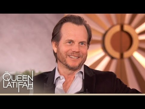 Bill Paxton Talks Rapping and Rhyming on The Queen Latifah Show