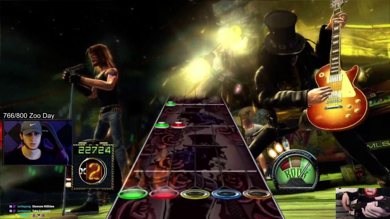 SHiFT Plays Guitar Hero III: Legends of Rock
