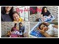 Dhyani Mundan vlog | India 2018 | Mom N Me