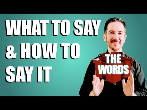 How To Deal With Difficult People | Scripts for Crucial Conversations: Communication Skills Videos