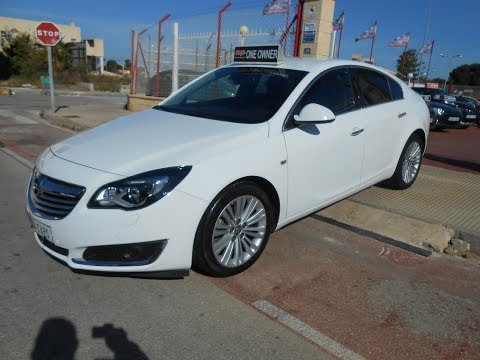 See video Opel INSIGNIA 2.0 CDTi EXCELLENCE 140