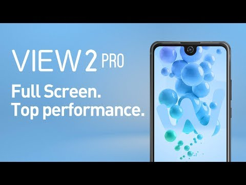 Wiko - View2 Pro, Full Screen, Top performance