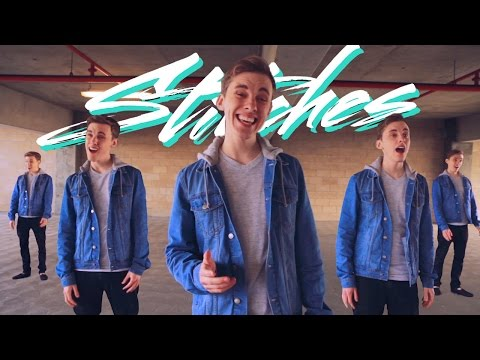 Acapella Cover Of Shawn Mendes Stitches Is Incredible!