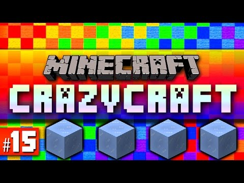 craft - Minecraft Crazy Craft: The Crazy Craft Modpack has 76 Minecraft Mods! Hit like for more Minecraft Crazy Craft Episodes soon! Crazy Craft Playlist: http://www.youtube.com/playlist?list=PL9O6nOlKeOld...