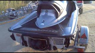 8. SEA DOO GTX 215 hp
