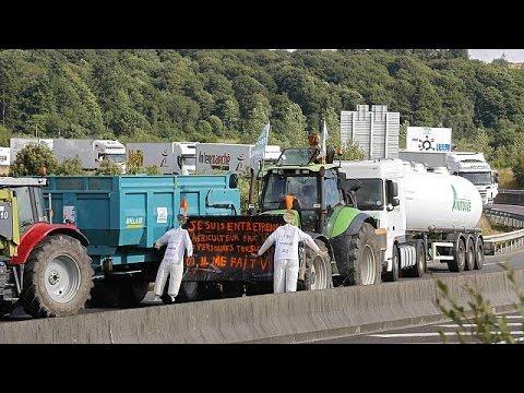 Γαλλία: Έκτακτο πακέτο 600 εκ. ευρώ για τους αγρότες ανακοίνωσε η κυβέρνηση
