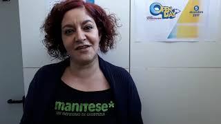 Open day del volontariato 2017 - Intervista a Stella Mecozzi, Mani Tese