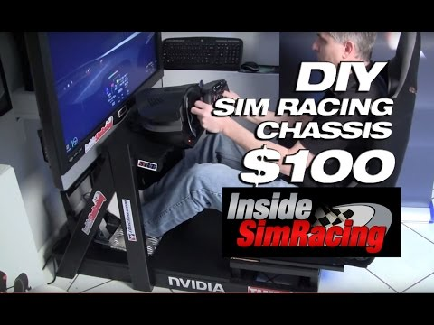 Inside Sim Racing - http://www.insidesimracing.tv presents our first installment of a series of DIY rigs. Darin hosts this special episode as Shaun along with the help of Thierr...