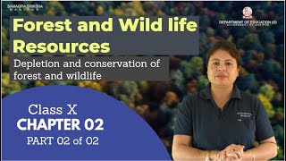 Chapter 2 Part 2 of 2 - Forest and Wildlife Resources