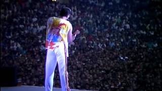 Video Queen - Love of my life & Is this the world we created (Live at Wembley) MP3, 3GP, MP4, WEBM, AVI, FLV Mei 2018