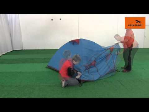 Відеоогляд універсальної палатки Easy Camp Quasar 300