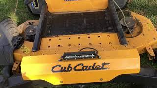 4. Cub Cadet RZT 54 Review