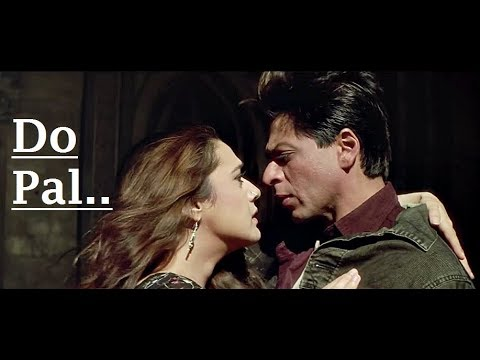 Do Pal | Veer-Zaara | Shah Rukh Khan | Preity Zinta | Lata Mangeshkar | Sonu Nigam |Full Song Lyrics