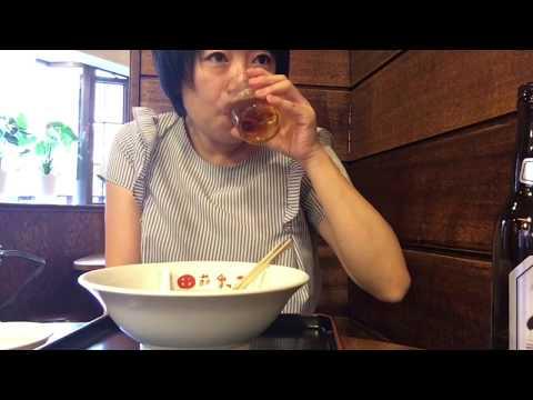 【薩摩っ子ラーメン】飲んだくれた後の記憶があまりない〆のラーメン動画