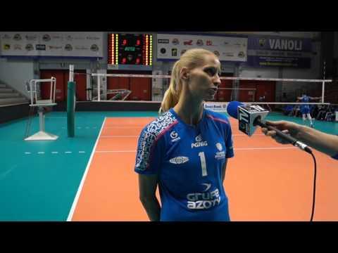 Anna Werblińska: My też umiemy grać techniczną siatkówkę.