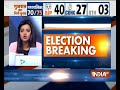 Gujarat civic poll results: BJP leads in 43 municipalities, Congress in 25 - Video