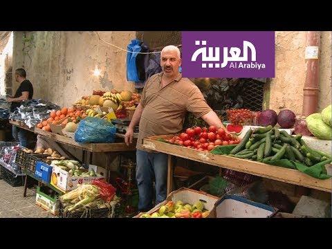 العرب اليوم - شاهد: زيارة العربية لسوق البصل الشهير في نابلس