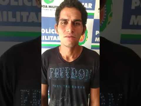 Suspeito confessa para PM que foi contratado para atear fogo em em micro-ônibus, em Mineiros (GO)