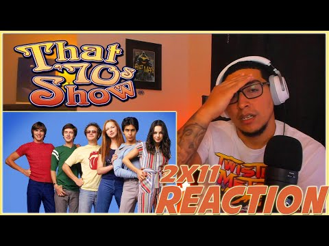 LAURIE'S MOVING OUT THE HOUSE | That '70s Show 2x11 REACTION | Season 2 Episode 11