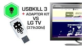 USBKill V3 vs LG TV (Best so far..)