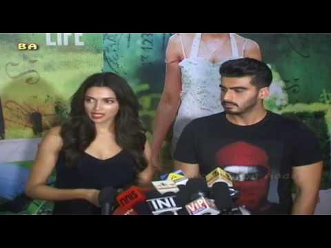 Film 'Finding Fanny'   Special Screening   Arjun Kapoor   Deepika Padukone