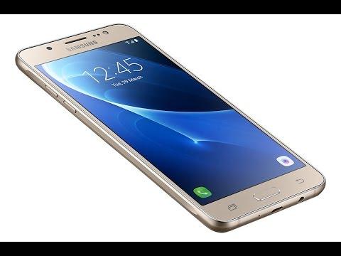 Видео Смартфон Samsung Galaxy J5 Золото