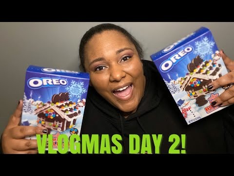 QUICK HOLIDAY TARGET HAUL   VLOGMAS 2019 DAY 2