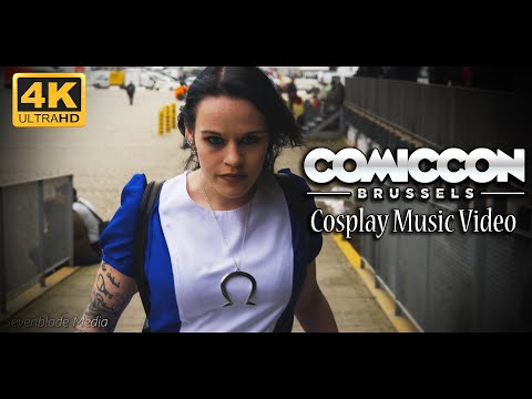 Comic Con Brussels 2020 Cosplay Music Video