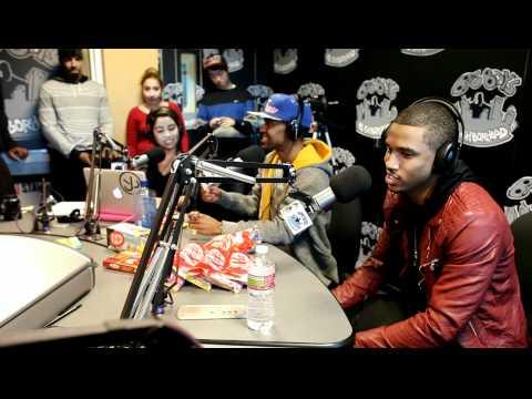 Big Sean w/ Trey Songz Top 8 MCs