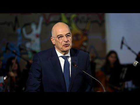 Ν. Δένδιας για συμφωνία Τουρκίας – Λιβύης: «Παντελώς αγεωγράφητη η προσπάθεια αυτή»…